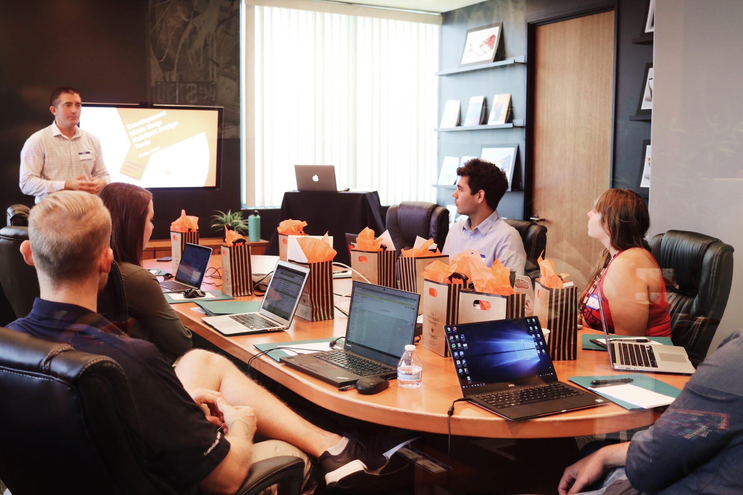 sales coaching program